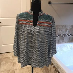 Anthropologie top.